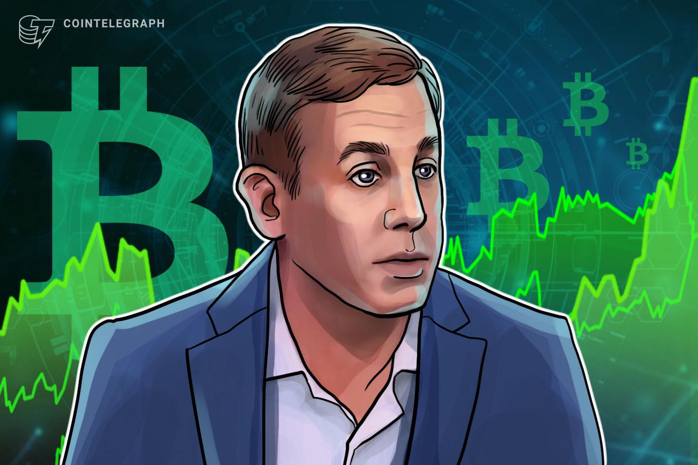 Bart Smith, diretor de ativos digitais da Susquehanna: o Bitcoin é certamente especulativo e arriscado