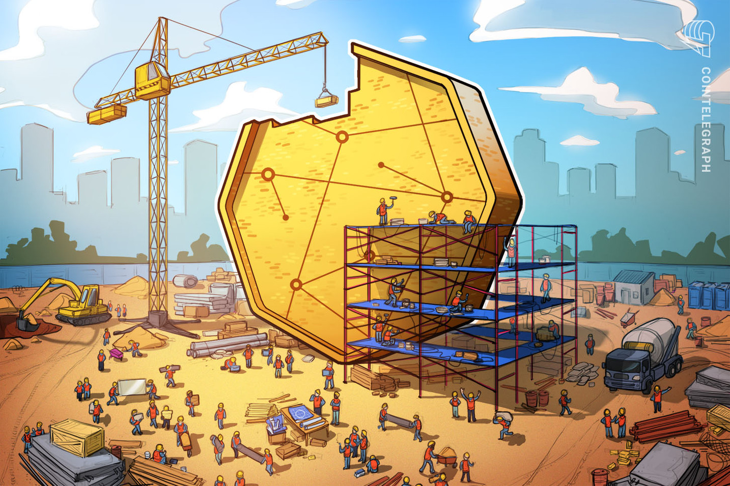 Sony Subsidiary Joins ~$14.5M Funding Round for Bitcoin Bank Bitwala