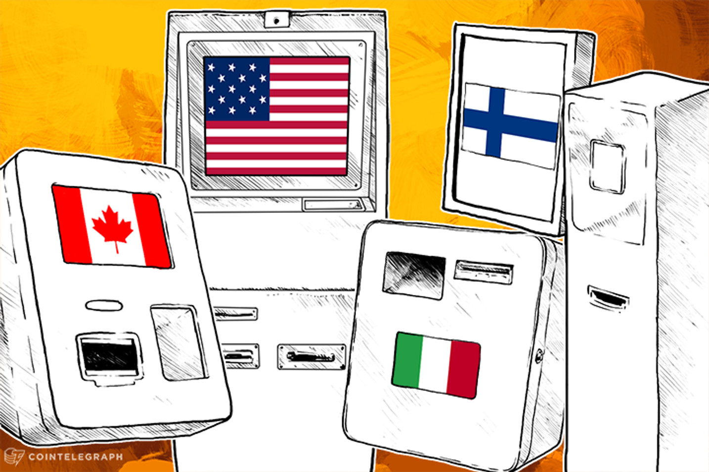 New BTMs: 10 Machines Go Live Across North America and Europe