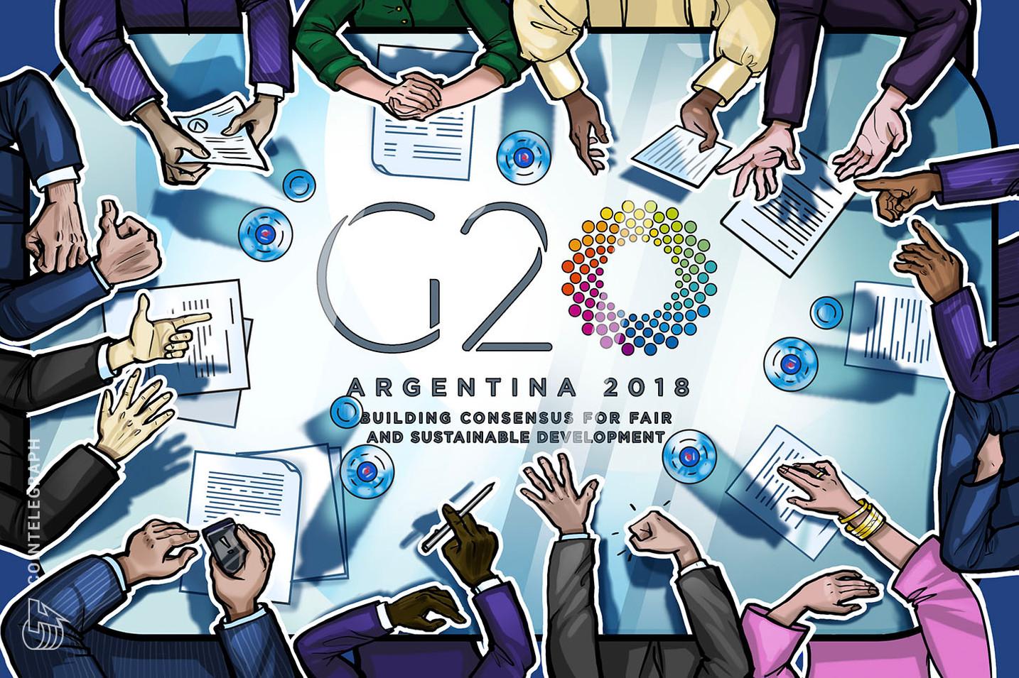 L'intervento del G20 sul settore delle criptovalute è stato rimandato ad ottobre