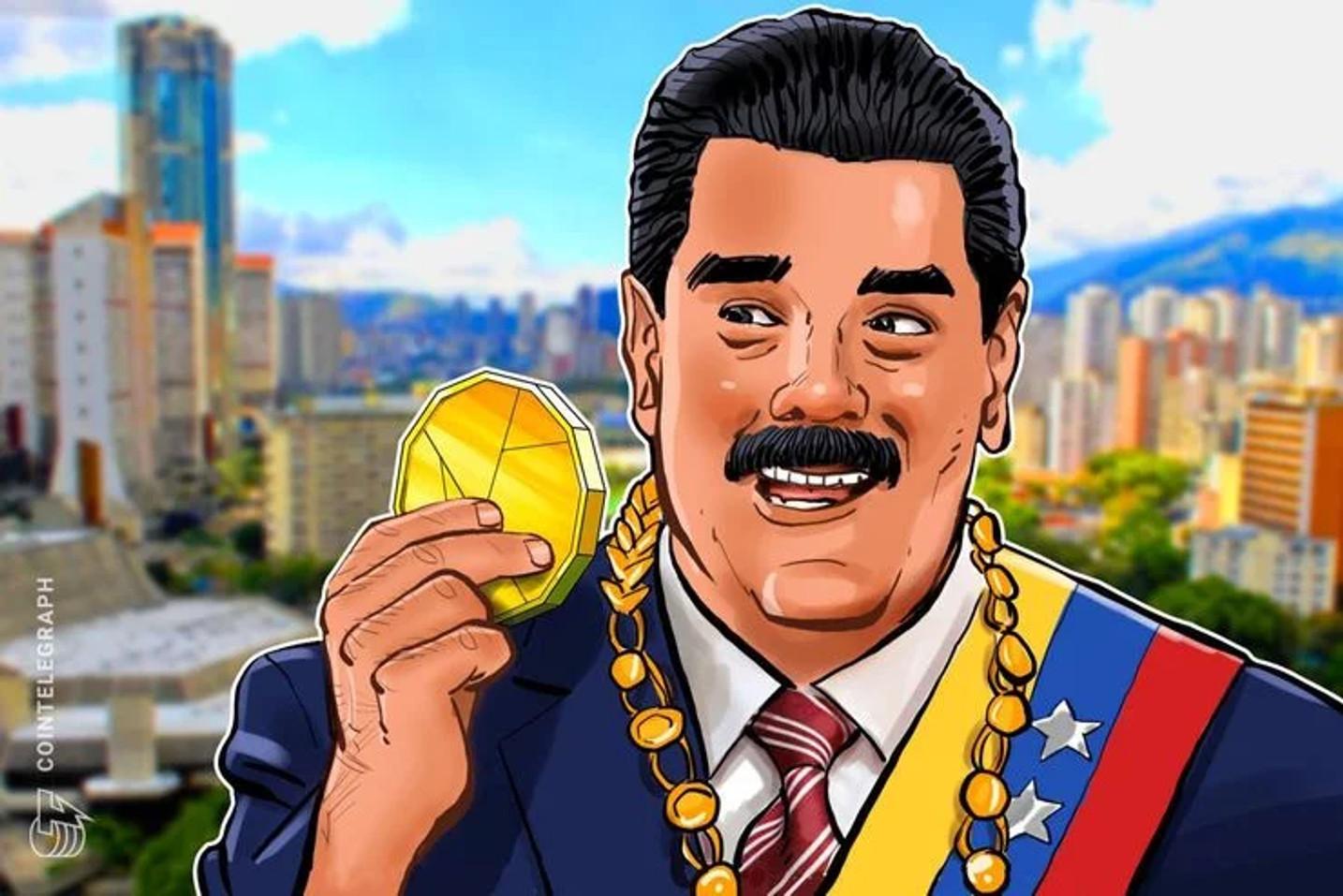 Venezolanos recibirán esta semana medio Petro como bono navideño