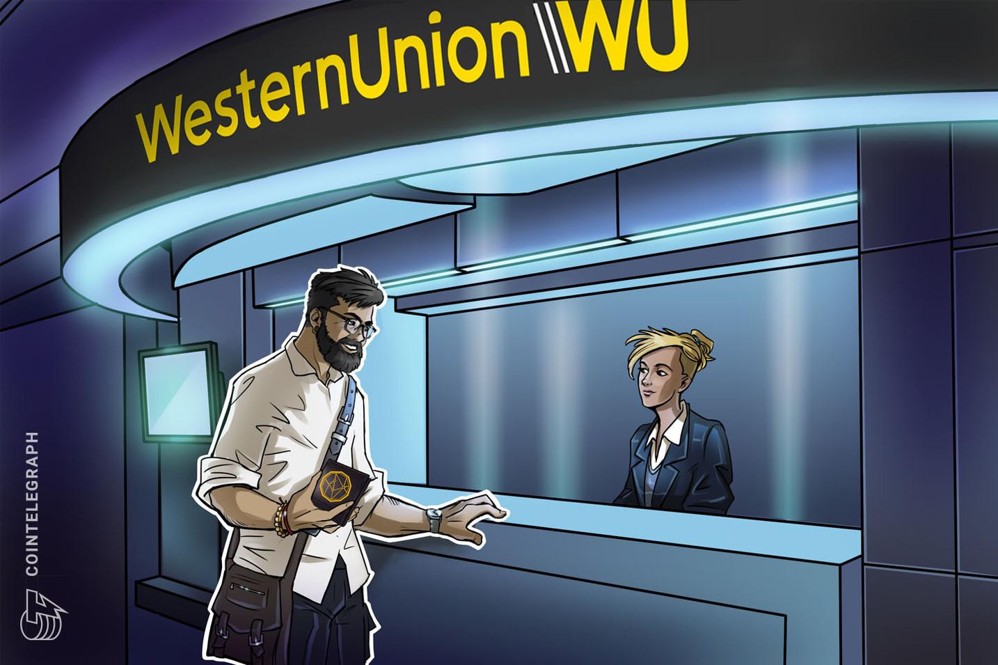 Western Union desembarca en España