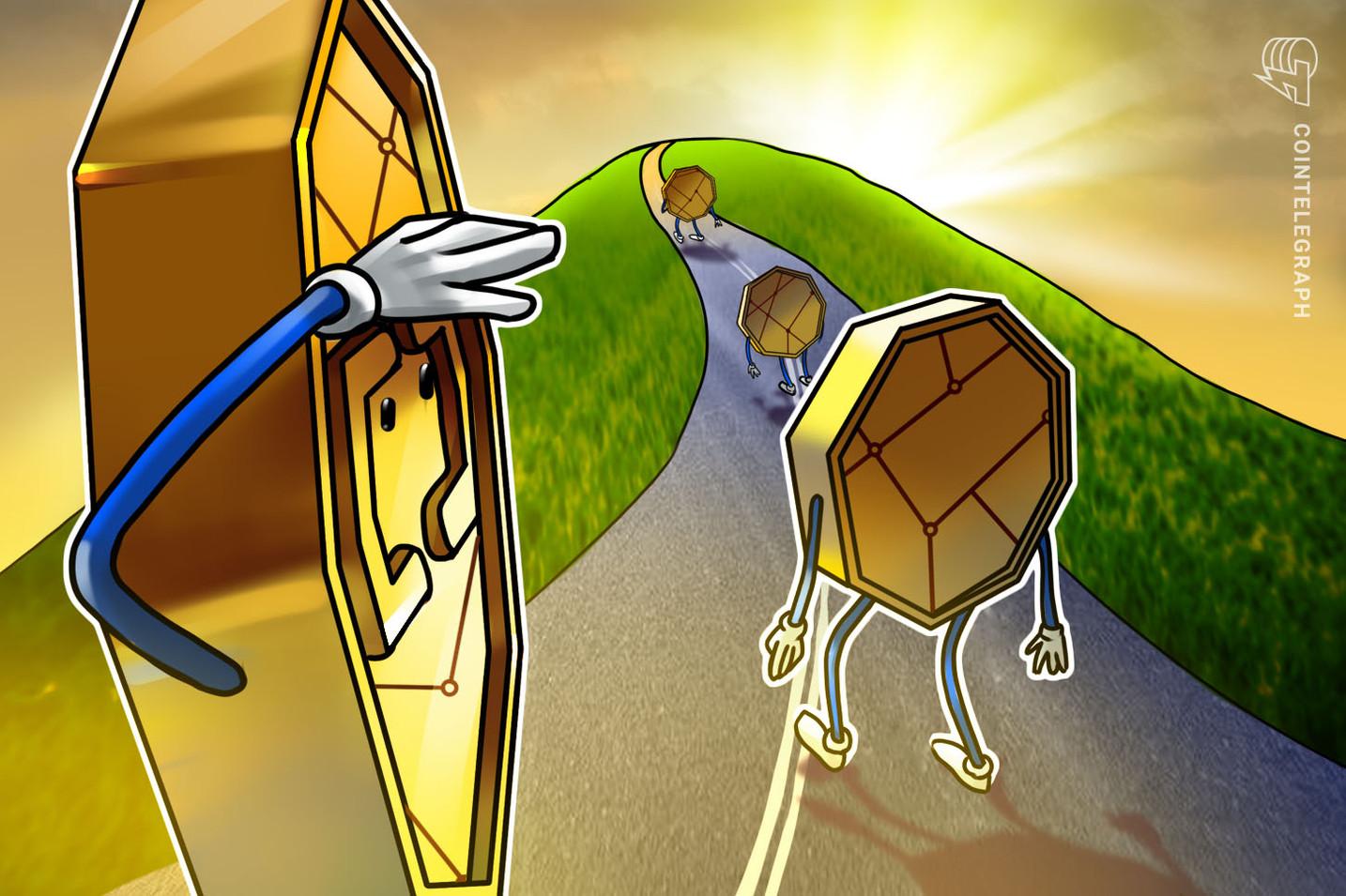 ETH atinge alta de 10 meses enquanto mercados cripto operam em alta
