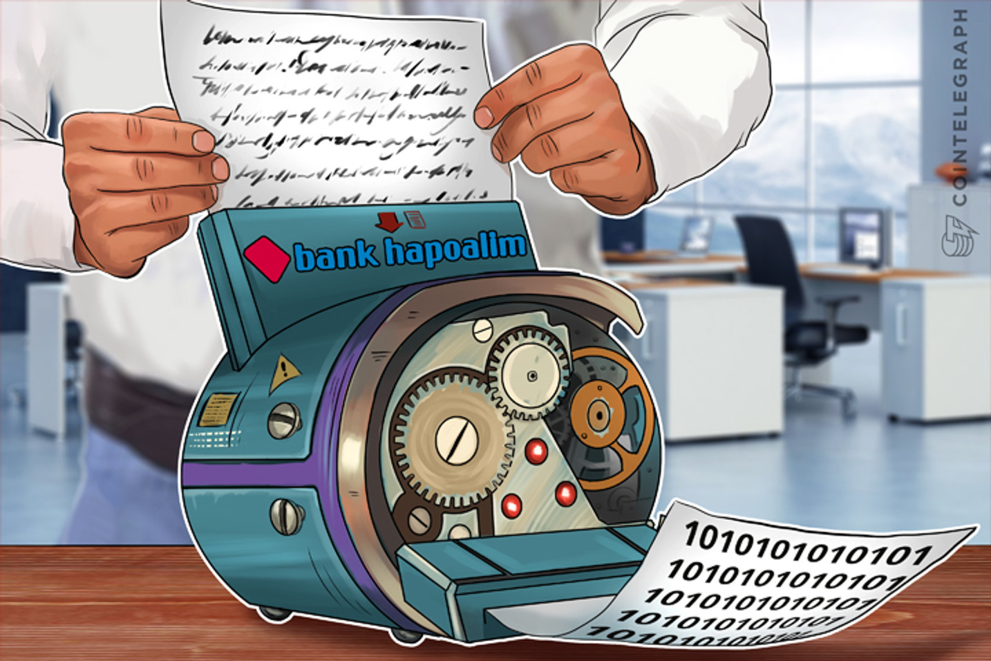 Largest Bank in Israel Works with Microsoft for Blockchain Trial
