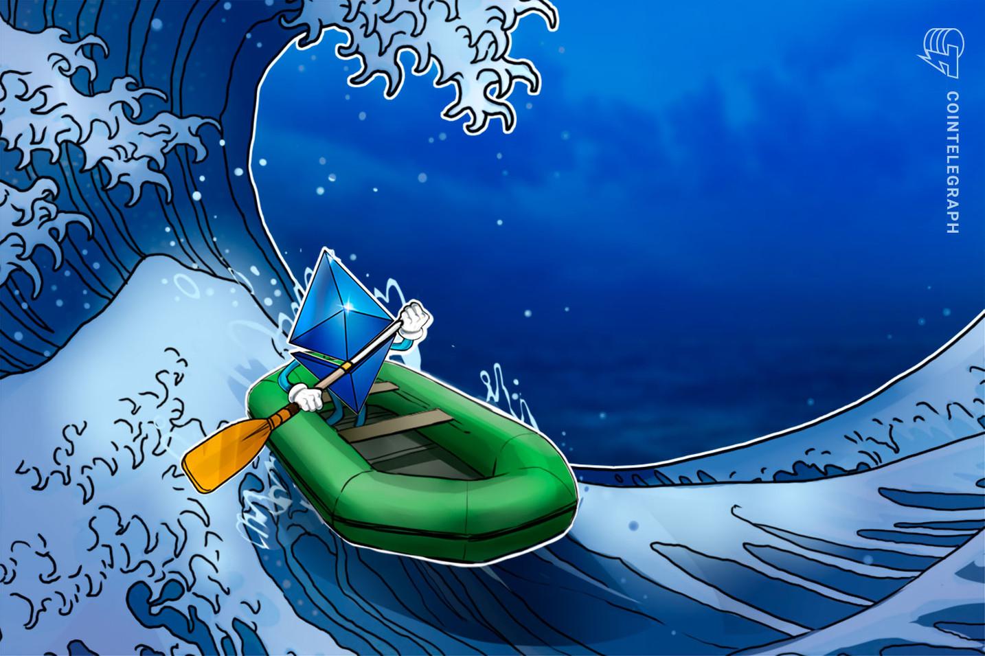 3 razones por las que los traders apuntan a un precio de USD 250 para Ethereum tras un descenso del 16%