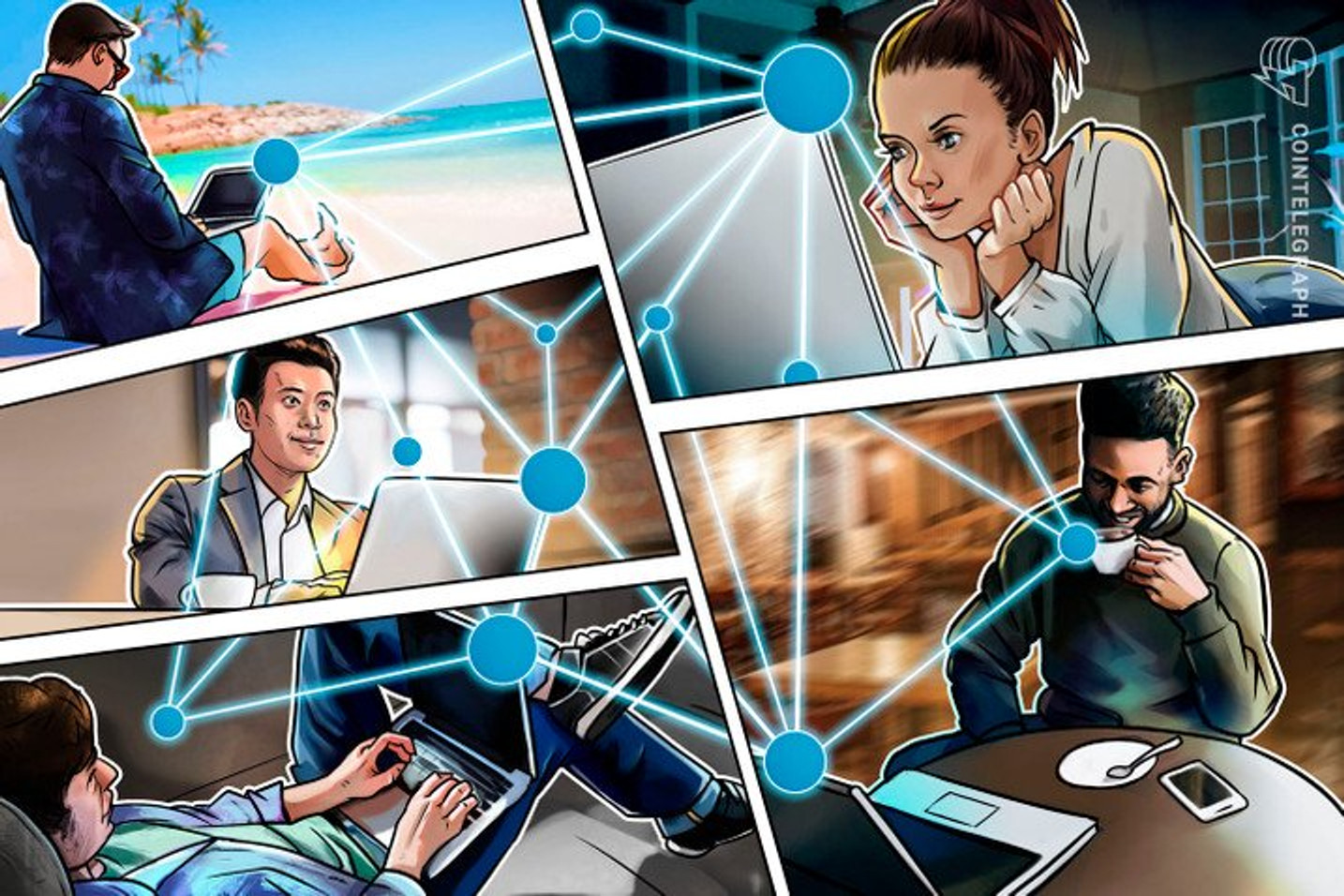 App blockchain do Zoom permite que usuários monetizem chamadas e recebam em criptomoedas