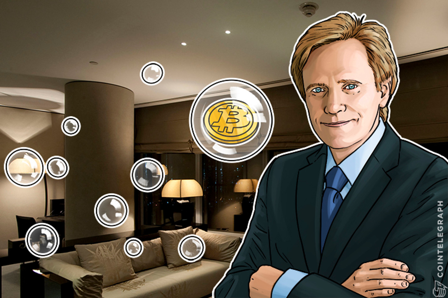Keep Bitcoin For Impending Market Crash: Prominent Gold Investor
