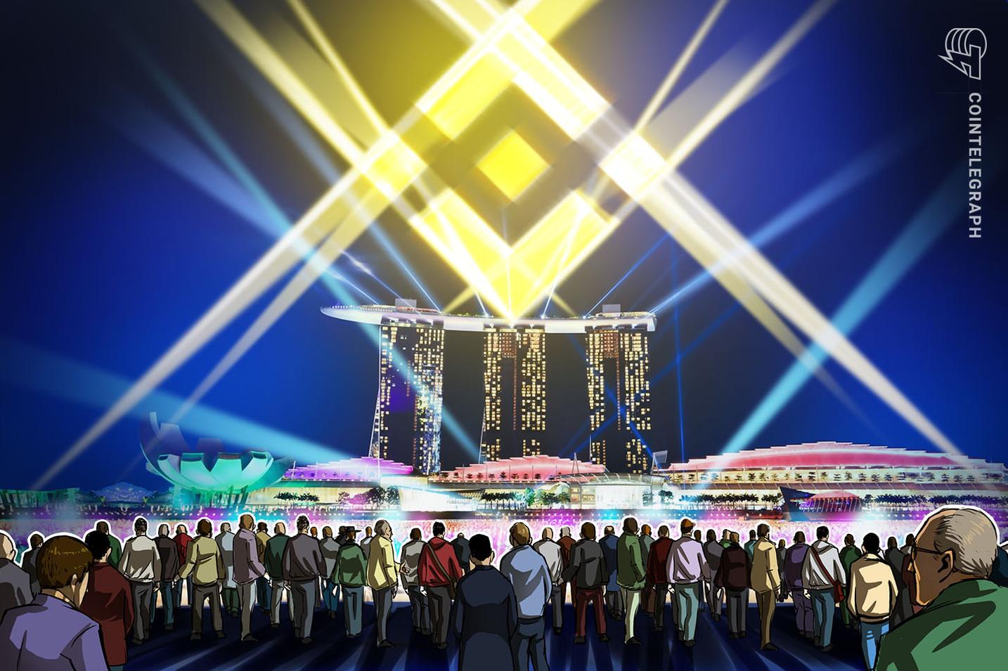 Binance: Neue Fiatpaare für Singapurer Ableger