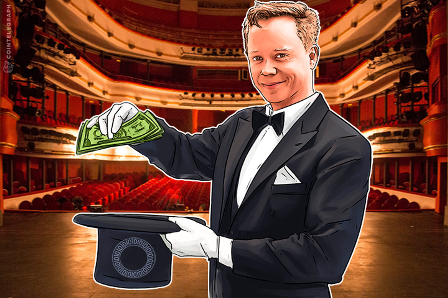 Blockchain Tech May Allow Developing World to Leapfrog Developed World: Brock Pierce
