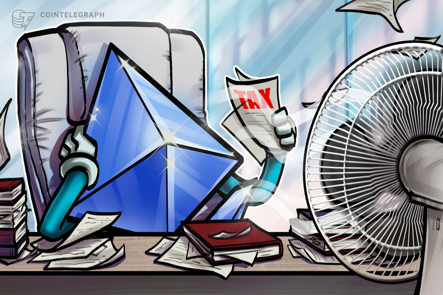 IRS Tax Warnings on Ethereum's Fifth Anniversary