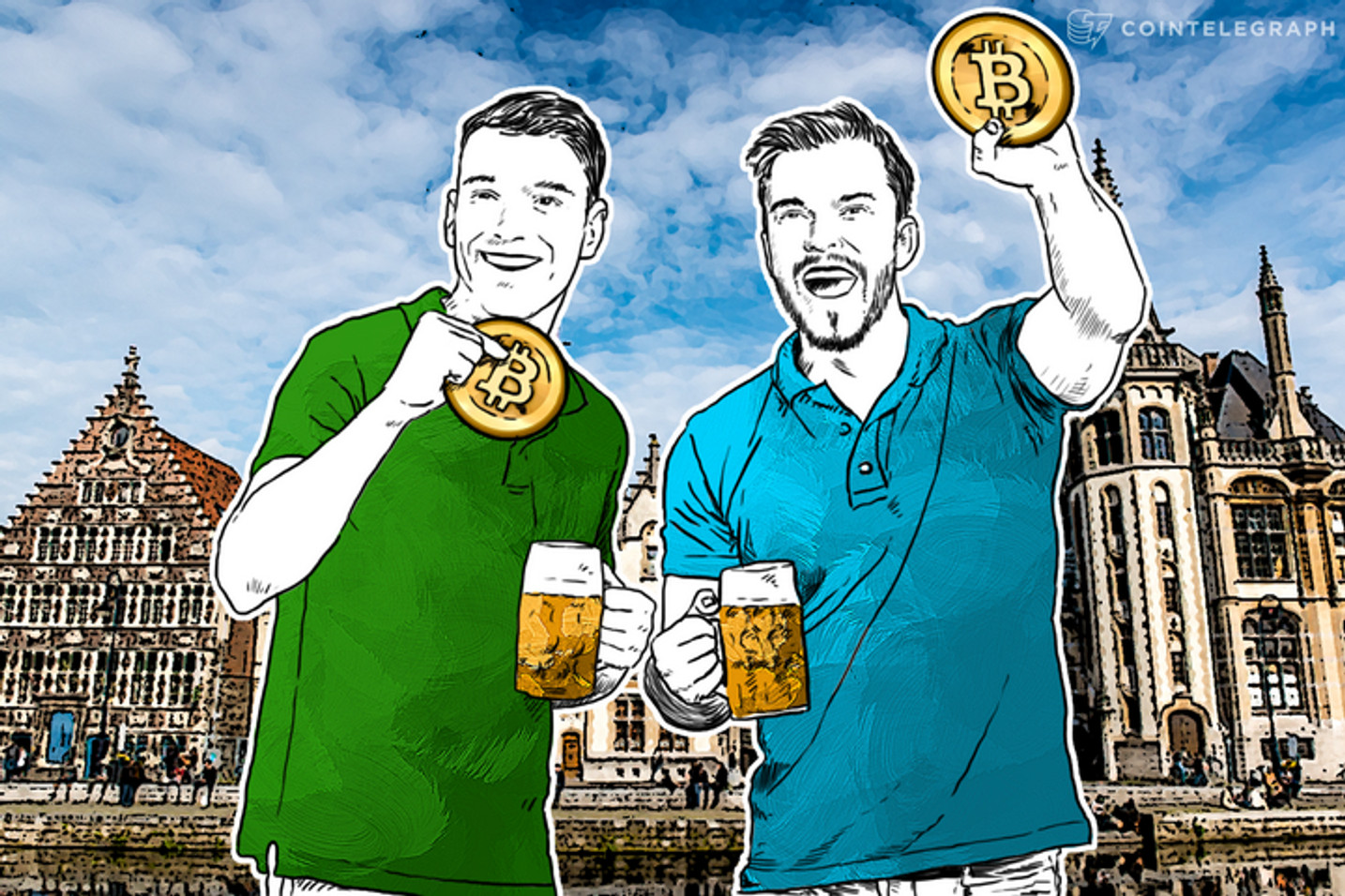 Beer! Belgium! Bitcoins! Ghent to Host a Crypto Crawl