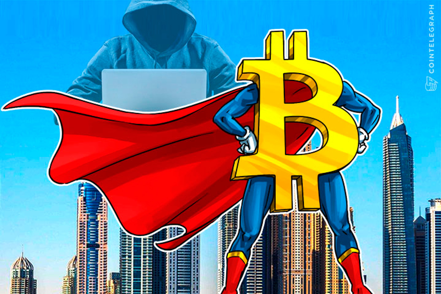 Despite Recent Hacks, Bitcoin Remains The Superhero