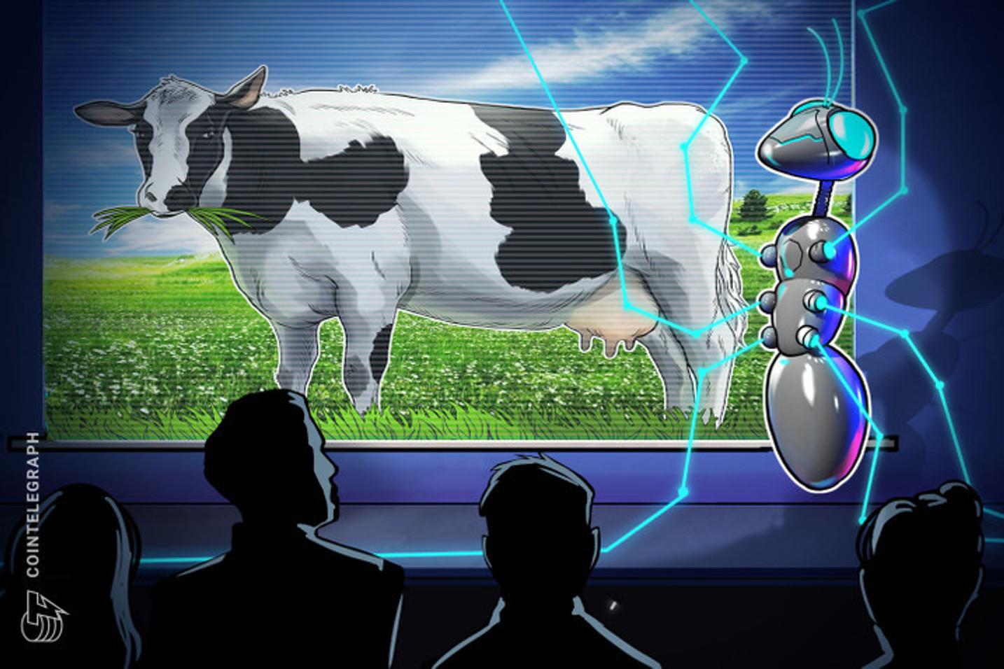 FoodBev ubica a Blockchain como una de las principales tecnologías que revolucionarán la industria láctea internacional este 2020