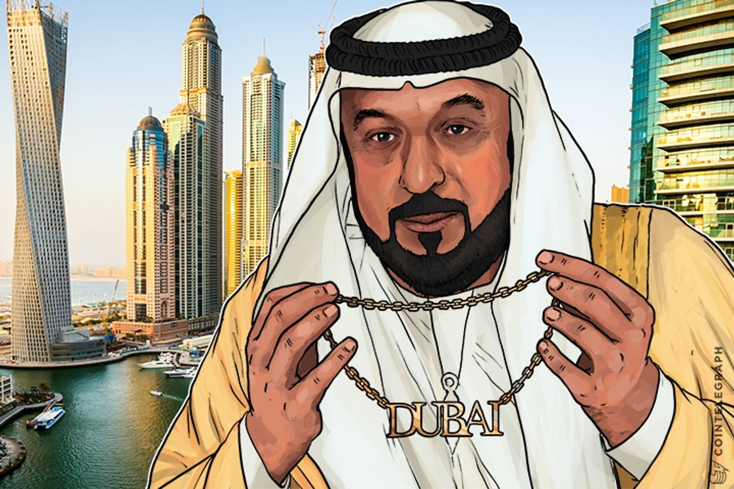 Dubai Promotes Blockchain Use In Middle East, Calls for Developing Legislation, Apps