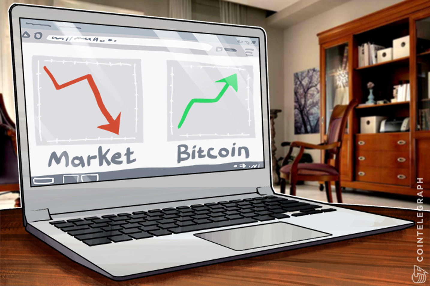Bitcoin & US Elections: Surge in Hedges Against Market Decline As Trump Leads