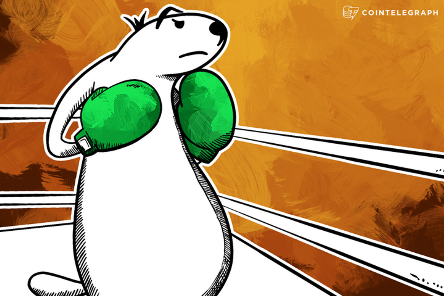 Blockchain Startup to Corporate Bully: 'We're Not Going to Take This Lying Down'
