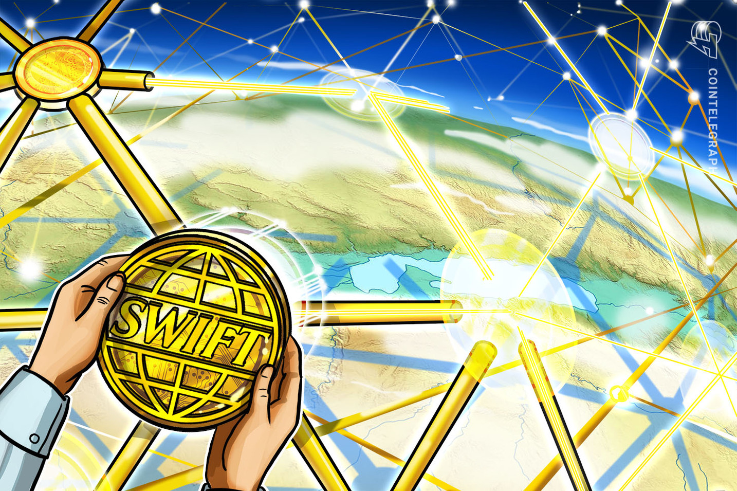 SWIFT, HSBC, Deutsche Bank to Conduct Blockchain-Based E-Voting PoC