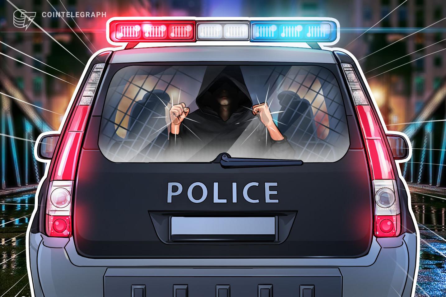 Artistas de las estafas de Bitcoin bajo investigación por hacerse pasar por policías