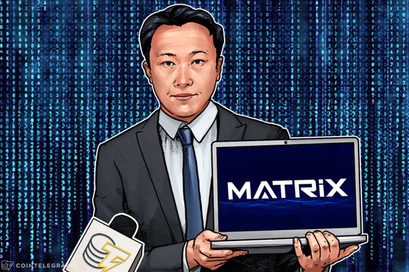 Blockchain and Smart Contracts For Everyone: Interview With CEO of Matrix
