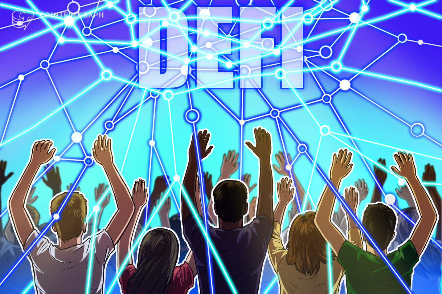 The DeFi craze continues as exchanges rush to list popular tokens
