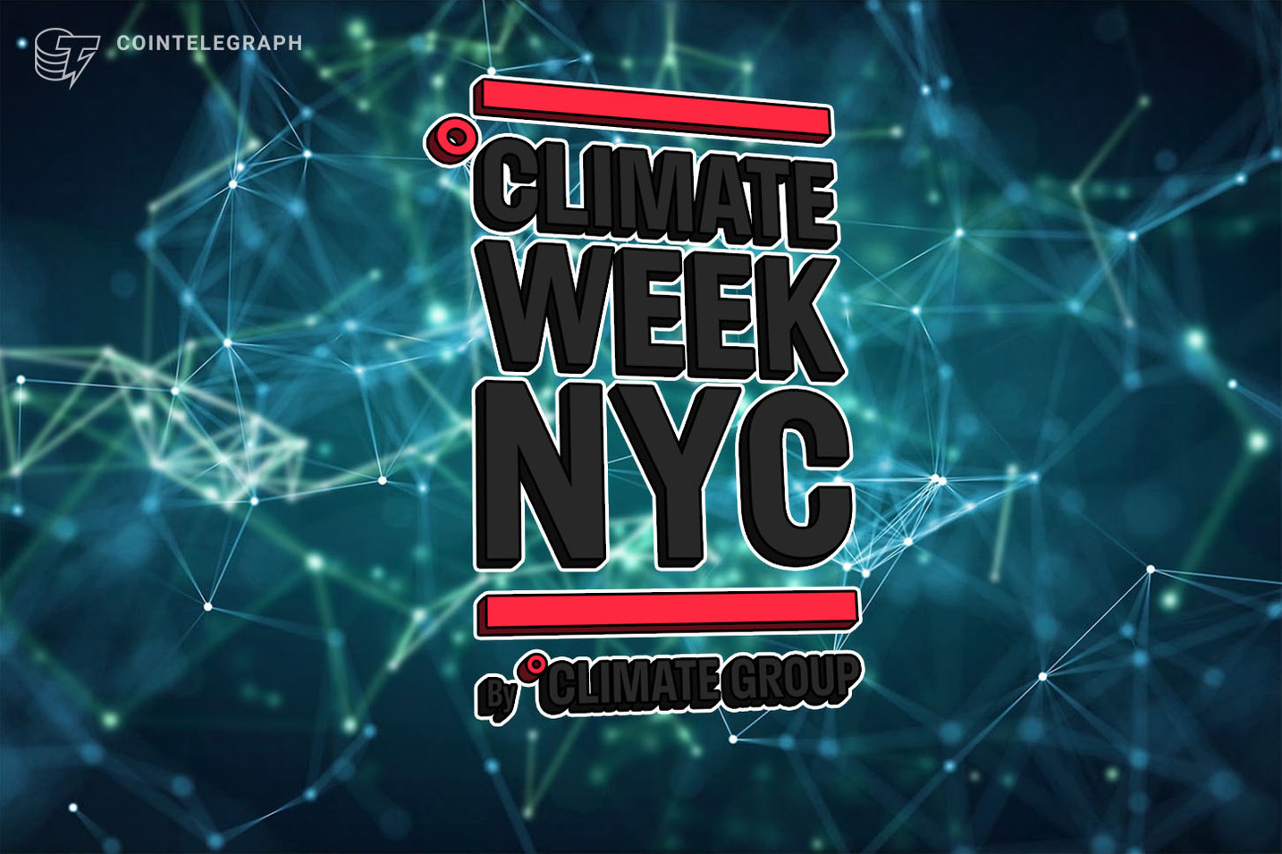 Join blockchain & digital finance leaders webinar at Climate Week NYC