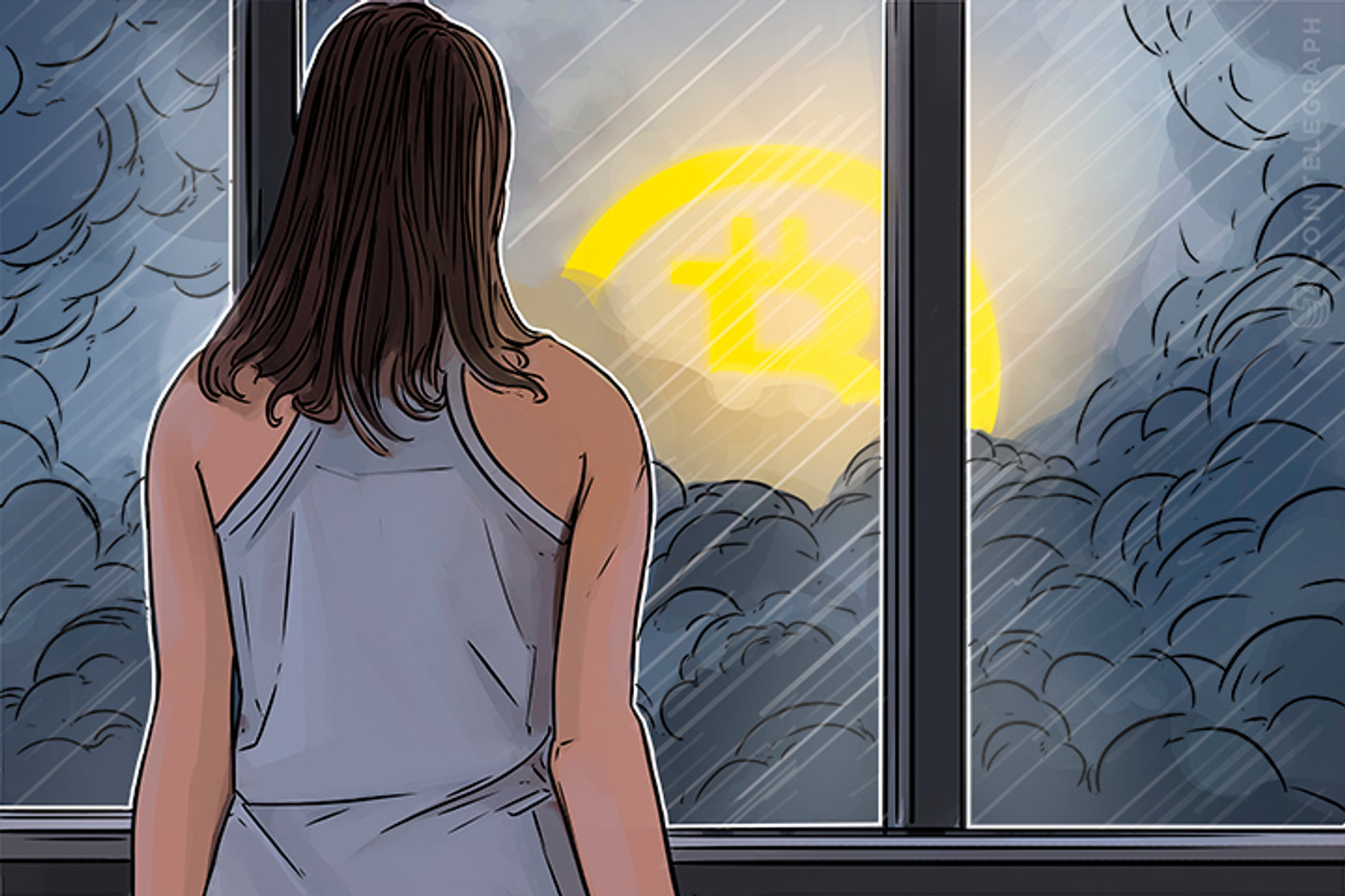Why Millennials Keep Bitcoin for Rainy Days