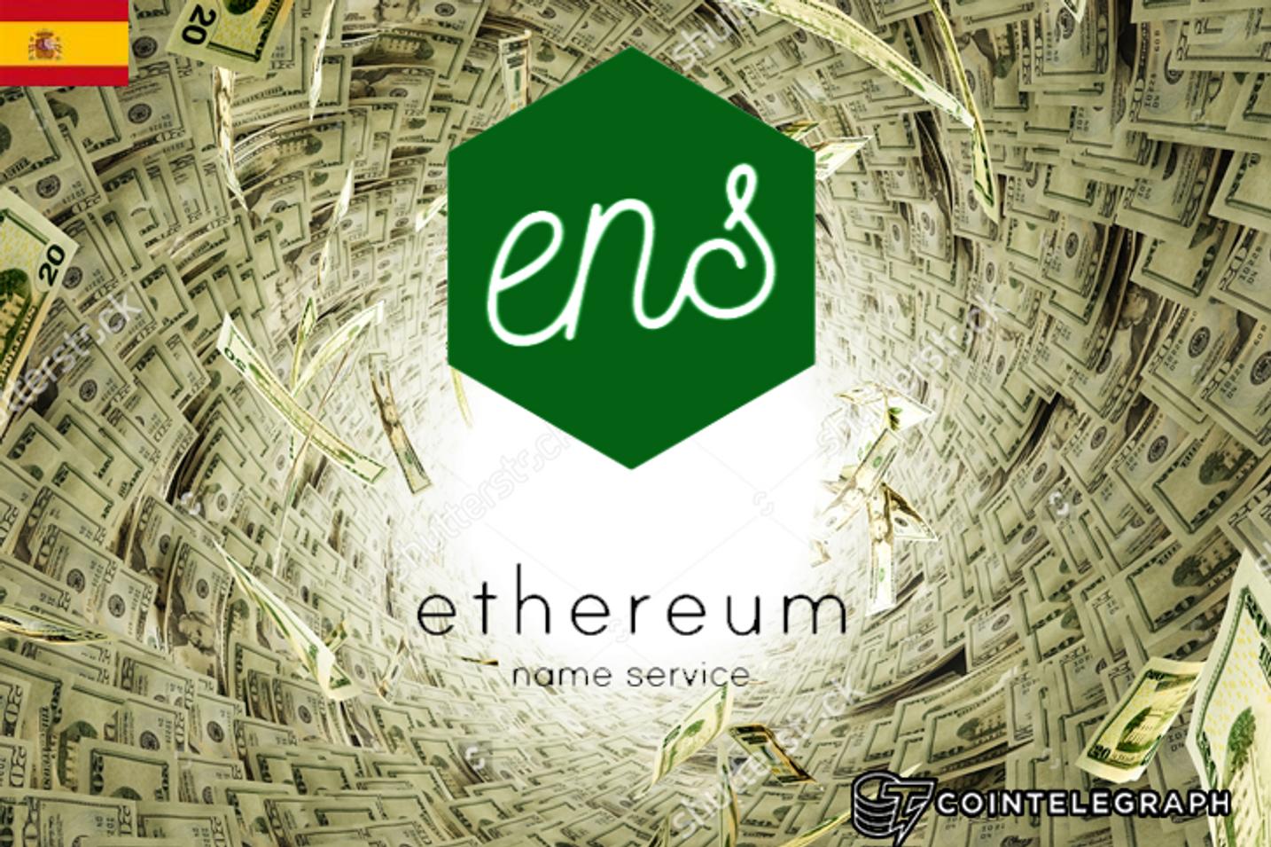 $2.6 millones en ofertas por un nombre de dominio Ethereum, $13.5 millones en total