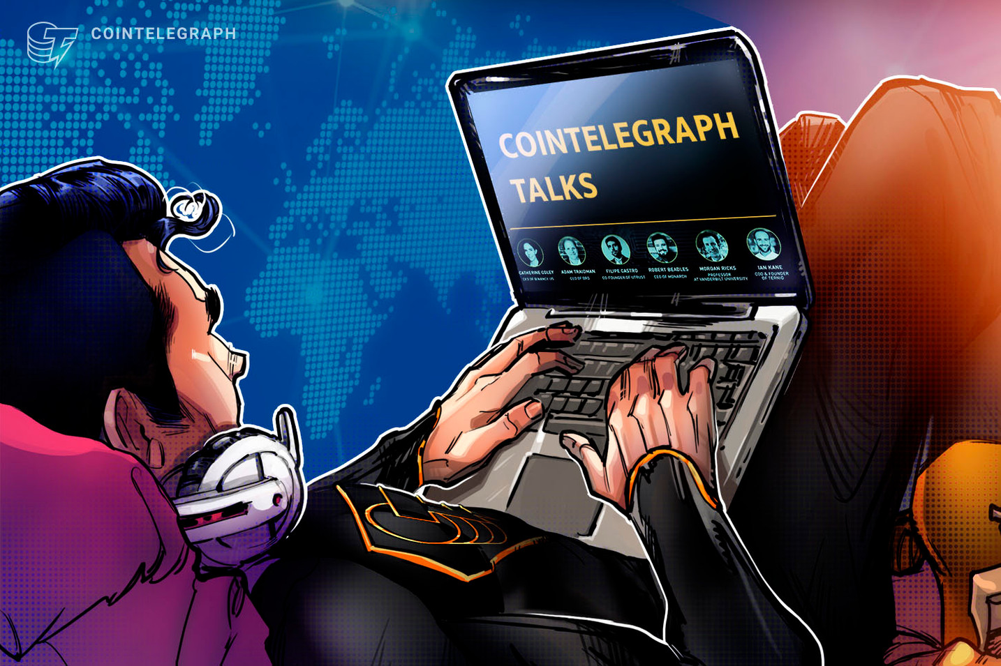 'Cointelegraph Talks' Online Meetup to Discuss E-Payments and Digital Dollar