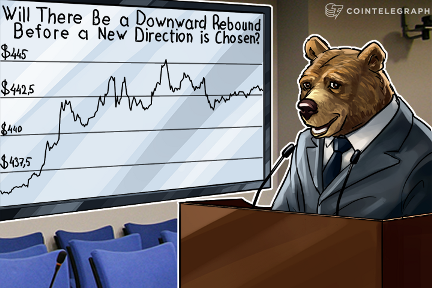 Bitcoin Price Analysis: 4/21/2016