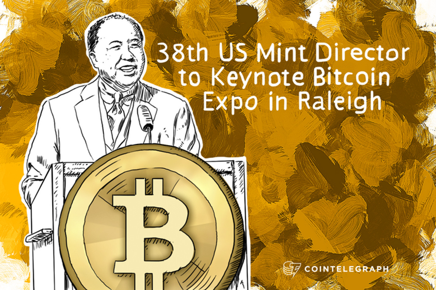 38th US Mint Director to Keynote Bitcoin Expo in Raleigh