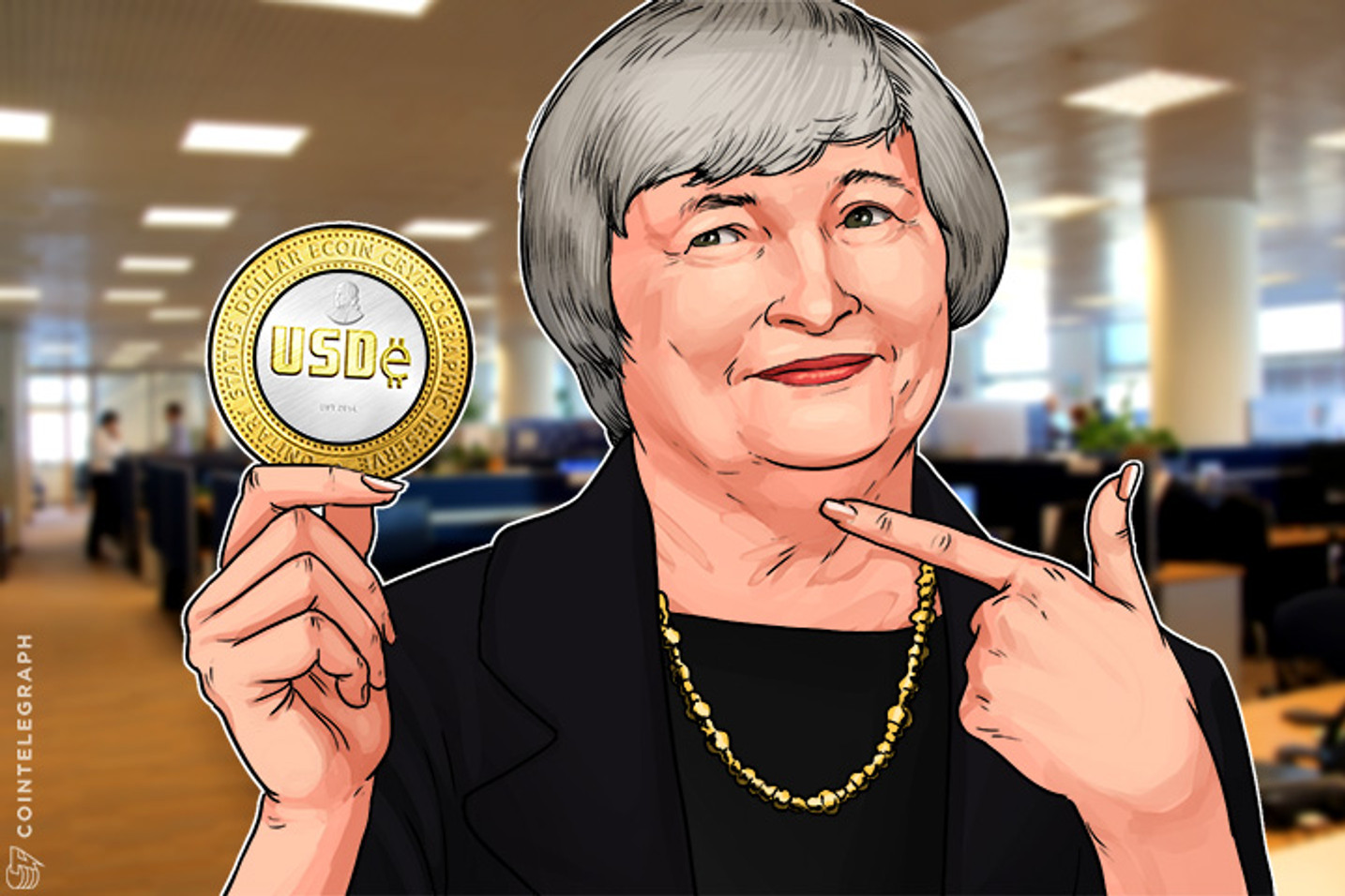 U.S. Federal Reserve Explores The Potential of Blockchain, Lacks Vision