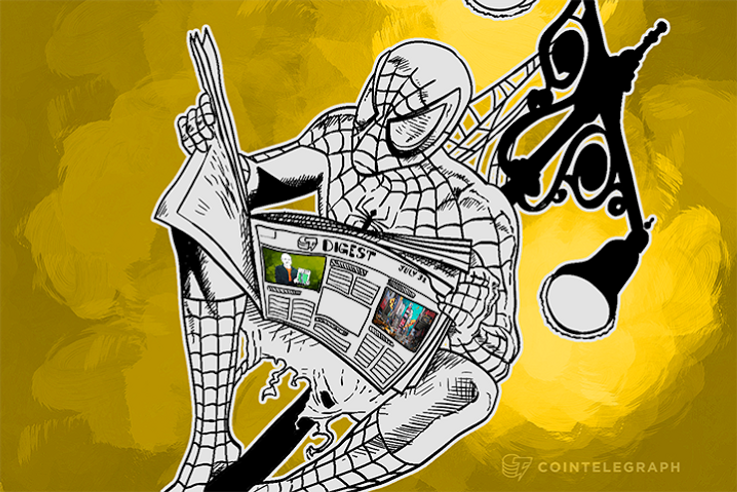 JUL 31 DIGEST: Former Mt Gox CEO Faces Fraud Charges; Ethereum Finally Launches