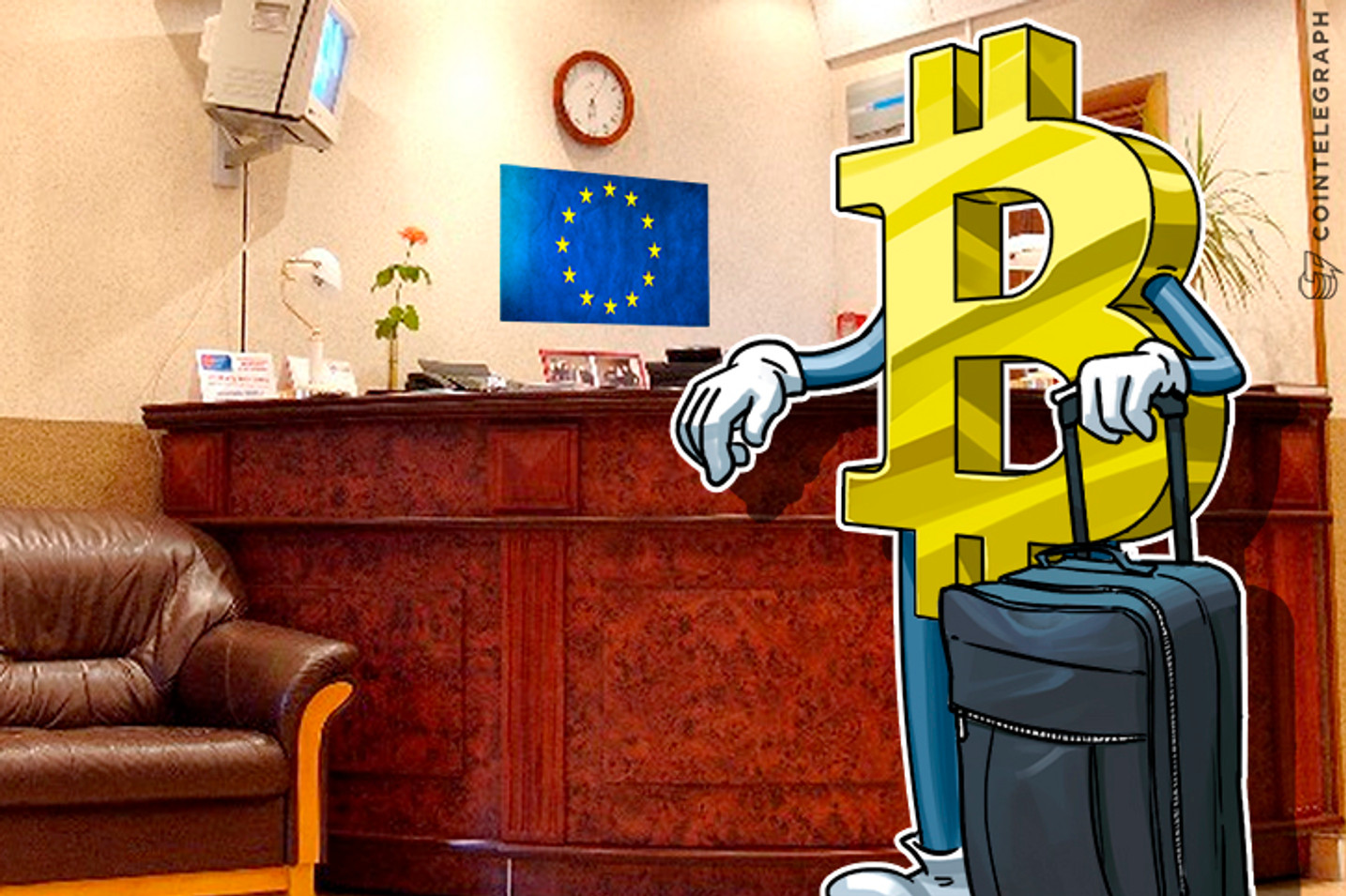 Suddenly, Europe is Starting to Become Bitcoin Haven