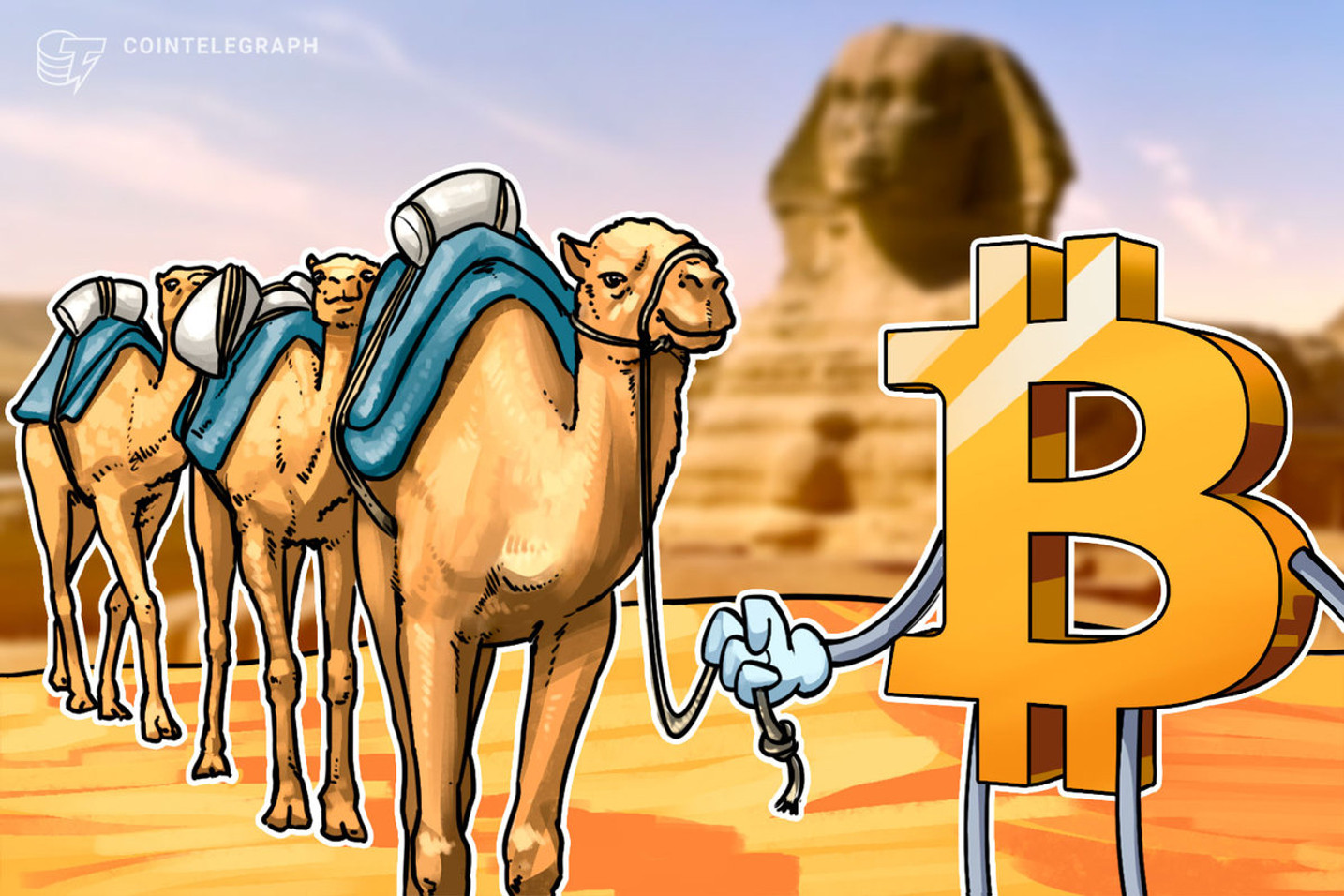 Bitcoin use rise in Egypt amid economic recession