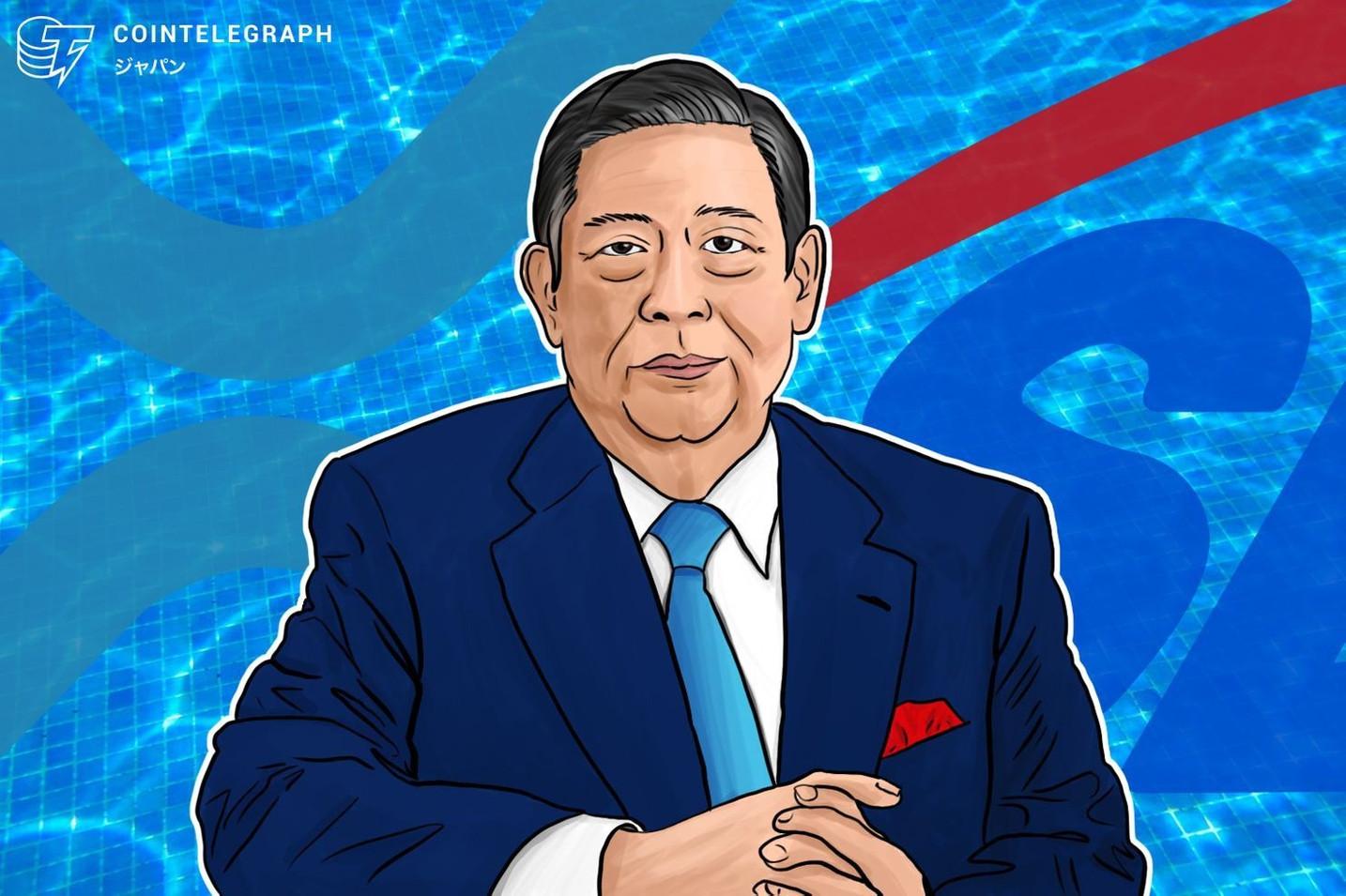 SBI北尾社長、「仮想通貨リブラ的発想に『ノー』というのは不可能」【ニュース】