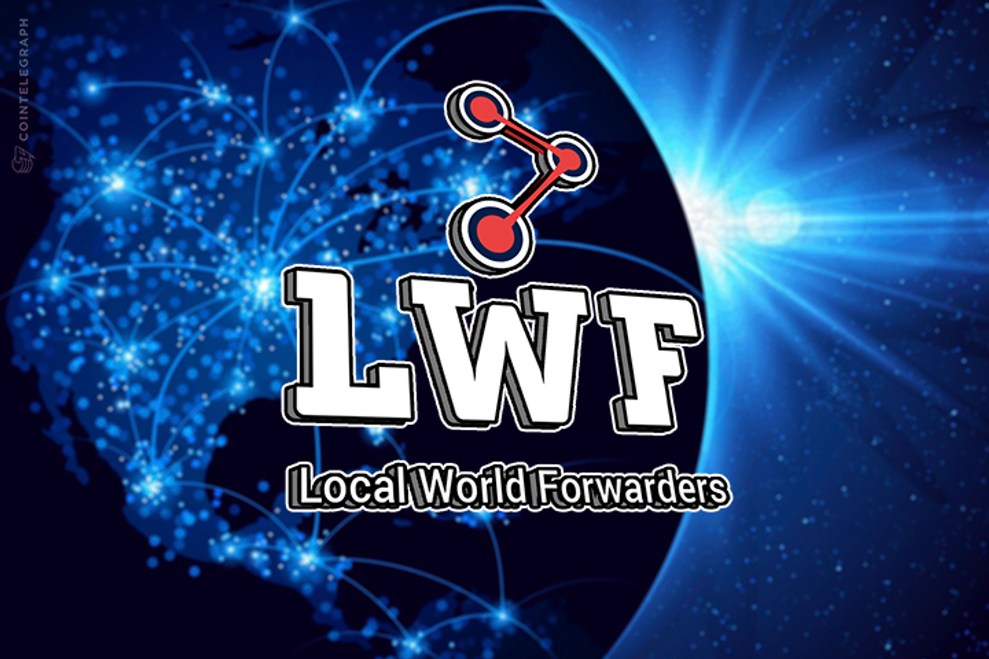 ICO LIVE - LWF.Local World Forwarder, the World's First Decentralized Logistics Platform