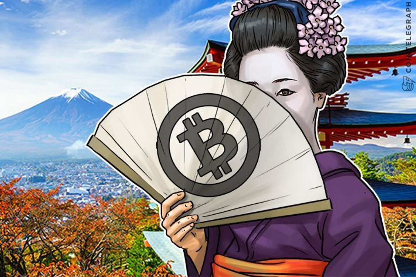 Bitcoin 'Adds 0.3%' To Japan's GDP, Claim Nomura Analysts