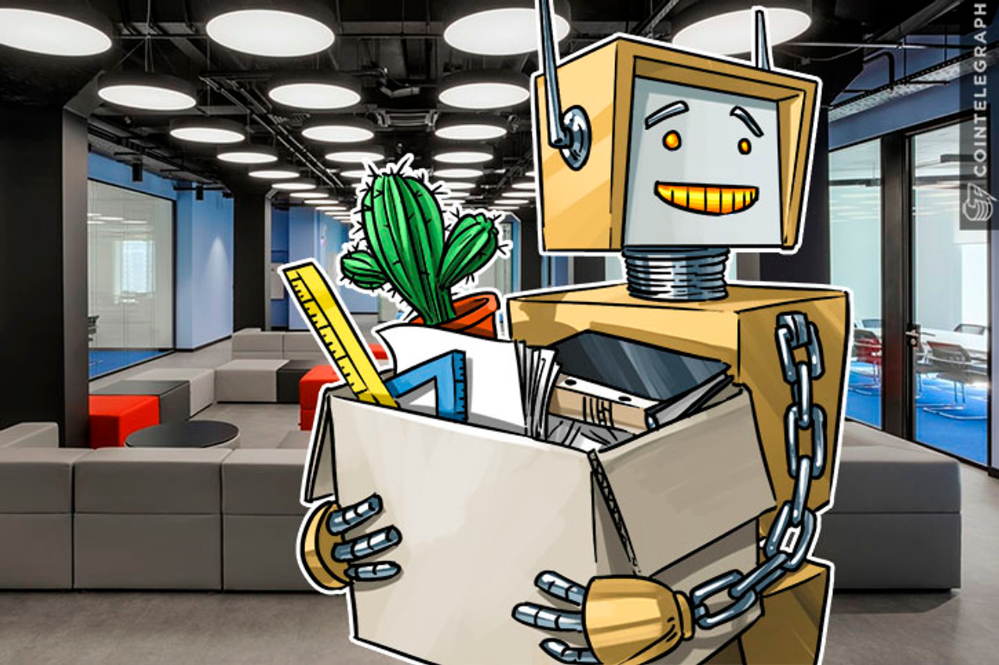 Sharing Economy: Why Blockchain Might Be Next Big Thing for Office Rental