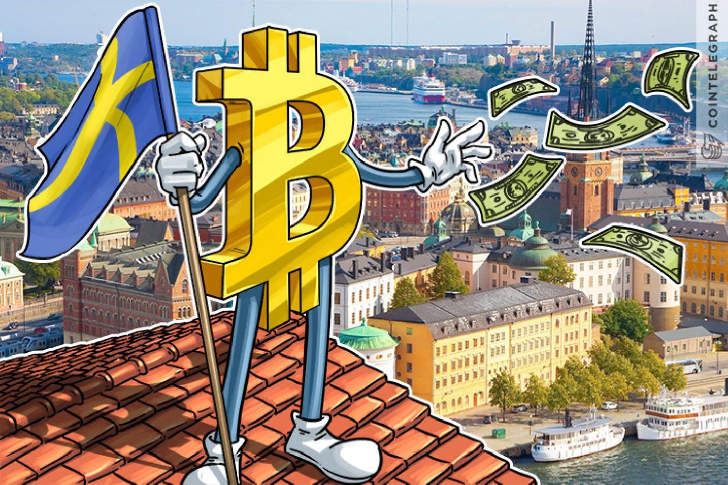 Estocolmo, Nasdaq multa a proveedor de sitio de Intercambio BItcoin