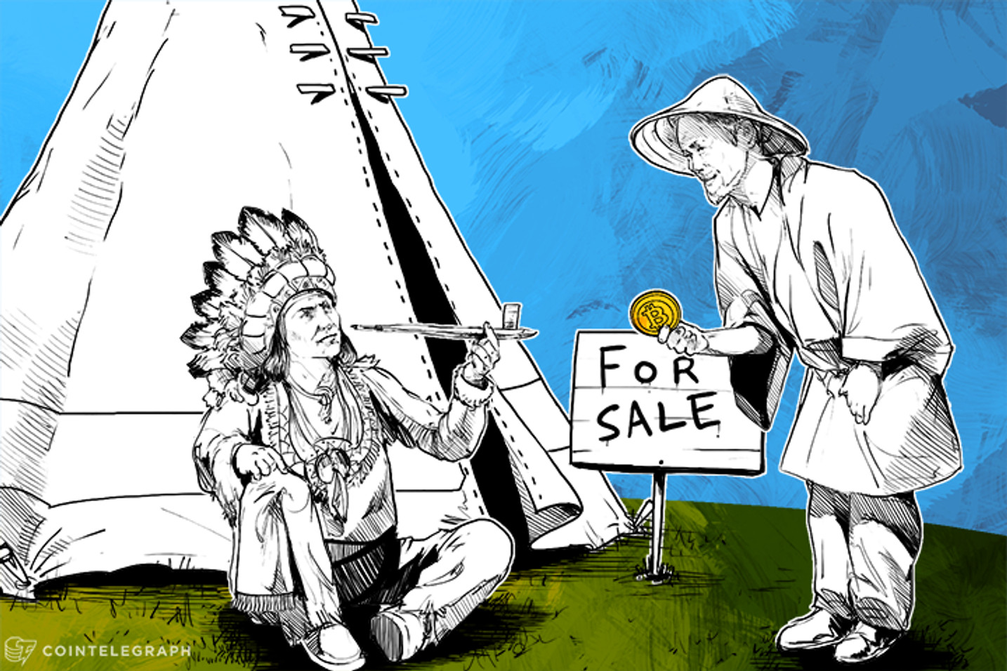 Bitcoin Real Estate Company Offers Alternative to Chinese