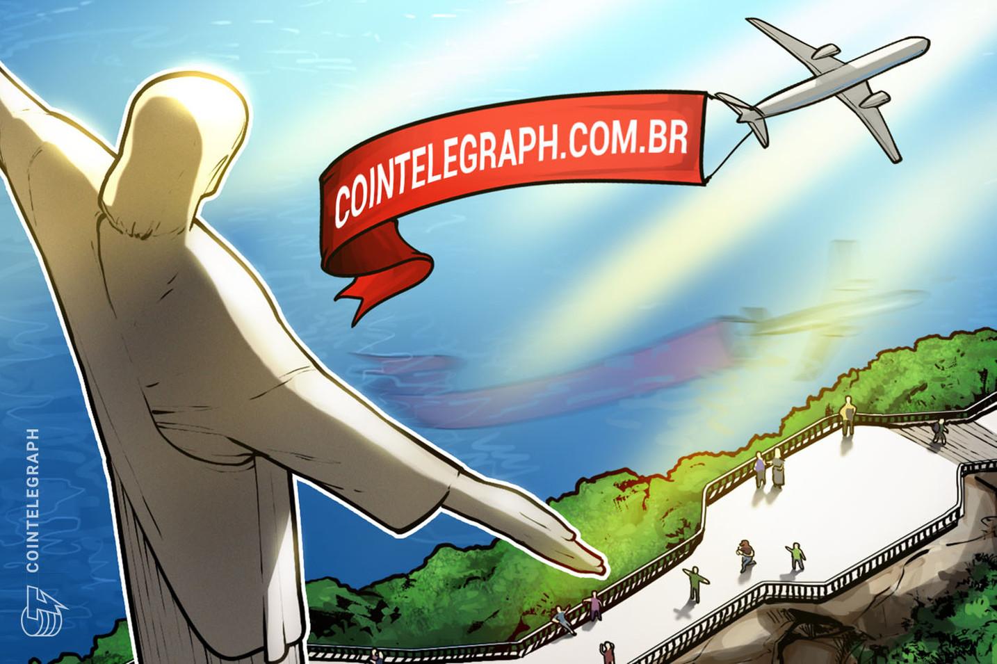 Para se aproximar da comunidade cripto brasileira, Cointelegraph Brasil tem novo domínio