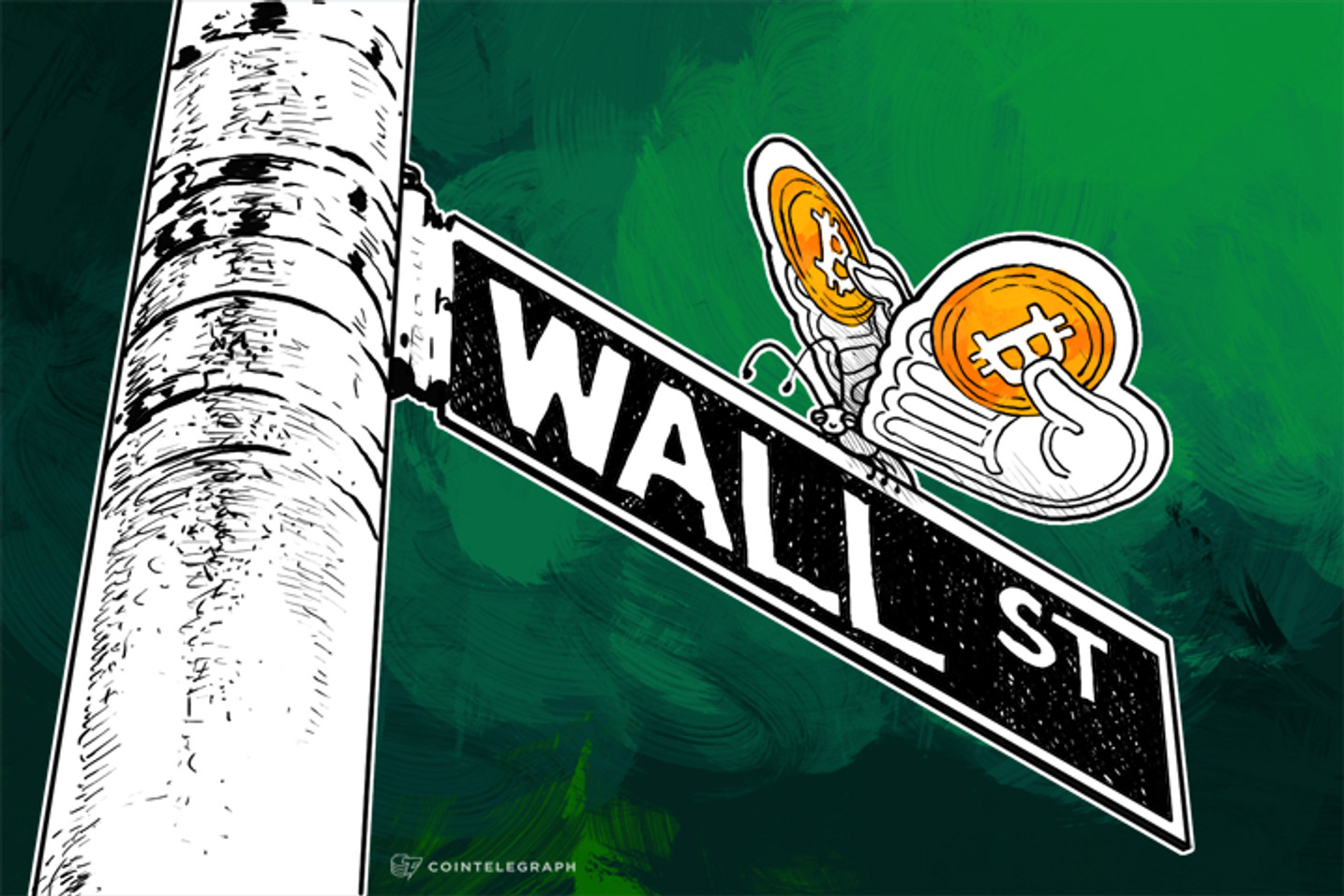 Wall Street Firm Announces Landmark Partnership with Bitcoin Company, Buttercoin