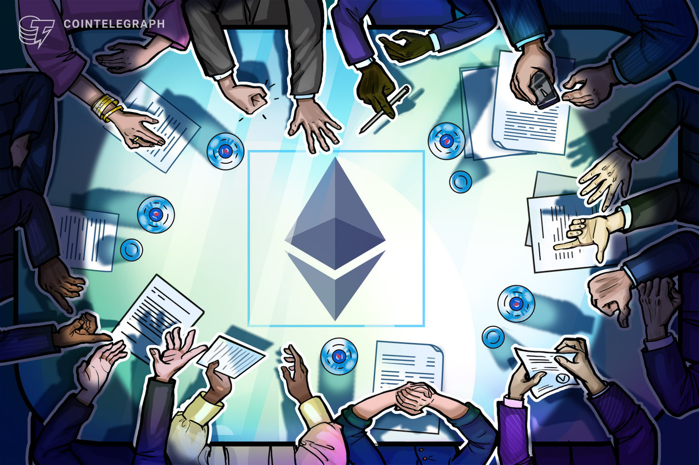 Ethereum Community Debates Raising the Block Size Limit, Once Again