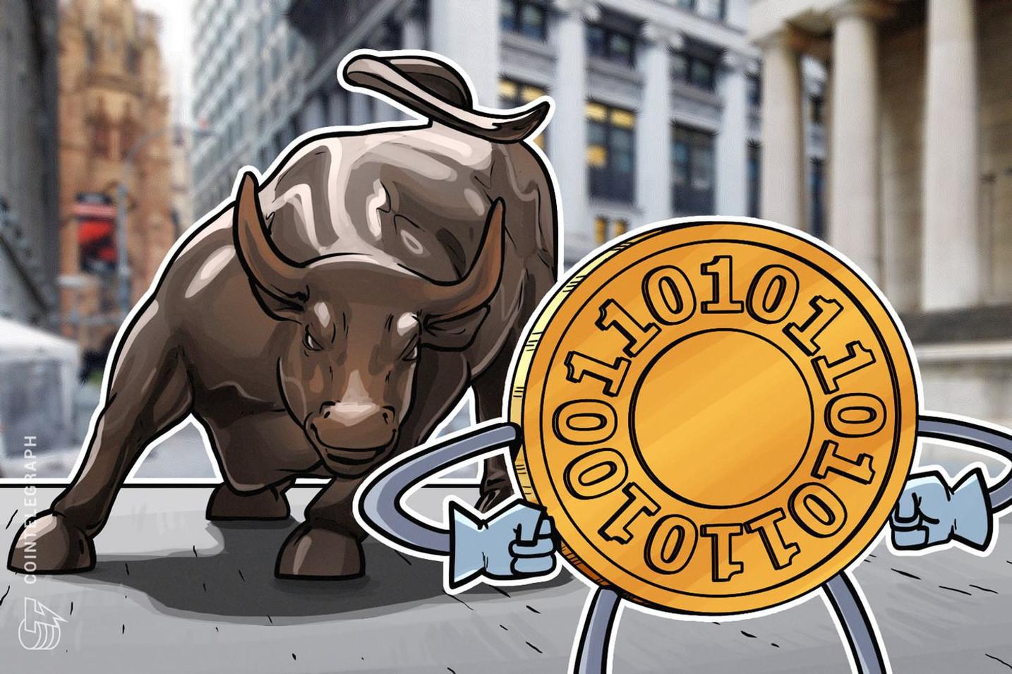米シティグループ、仮想通貨取引の新手法「デジタル資産証券」を計画