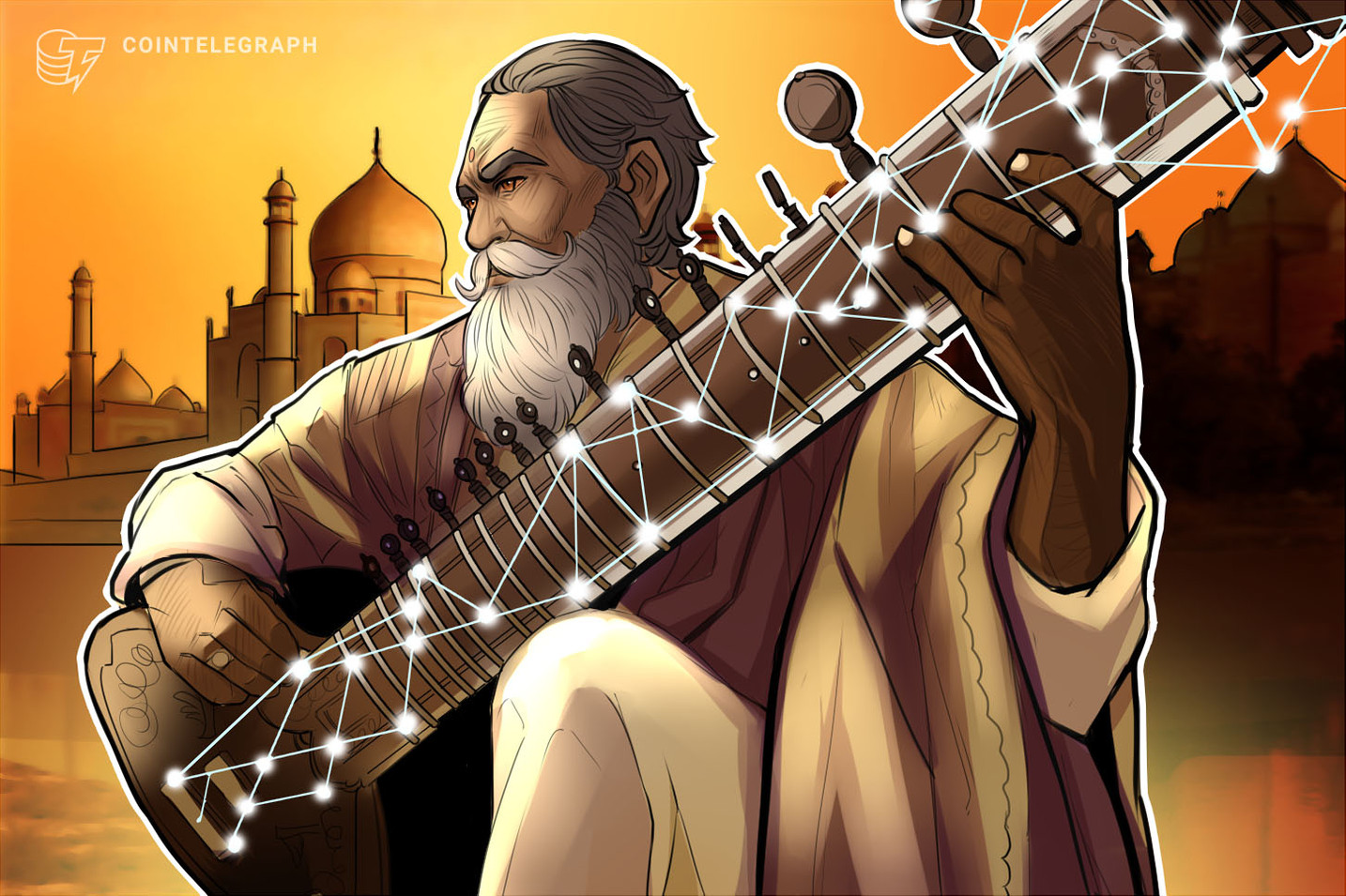 Indien: Regierung will nationale Blockchain-Strategie herausbringen