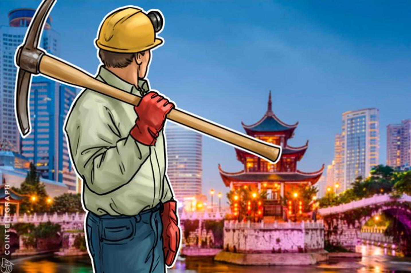 間もなく取引所が閉鎖、中国のマイナーは不安に駆られる