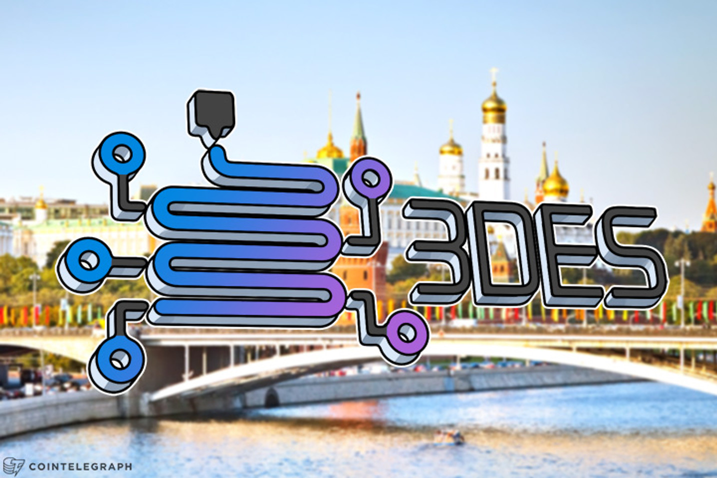 3DES: Blockchain For the Sake of 3D Printing, Not the Blockchain Itself