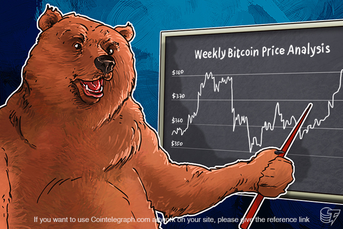 Weekly Bitcoin Price Analysis: Standoff Between Bulls and Bears Will Continue