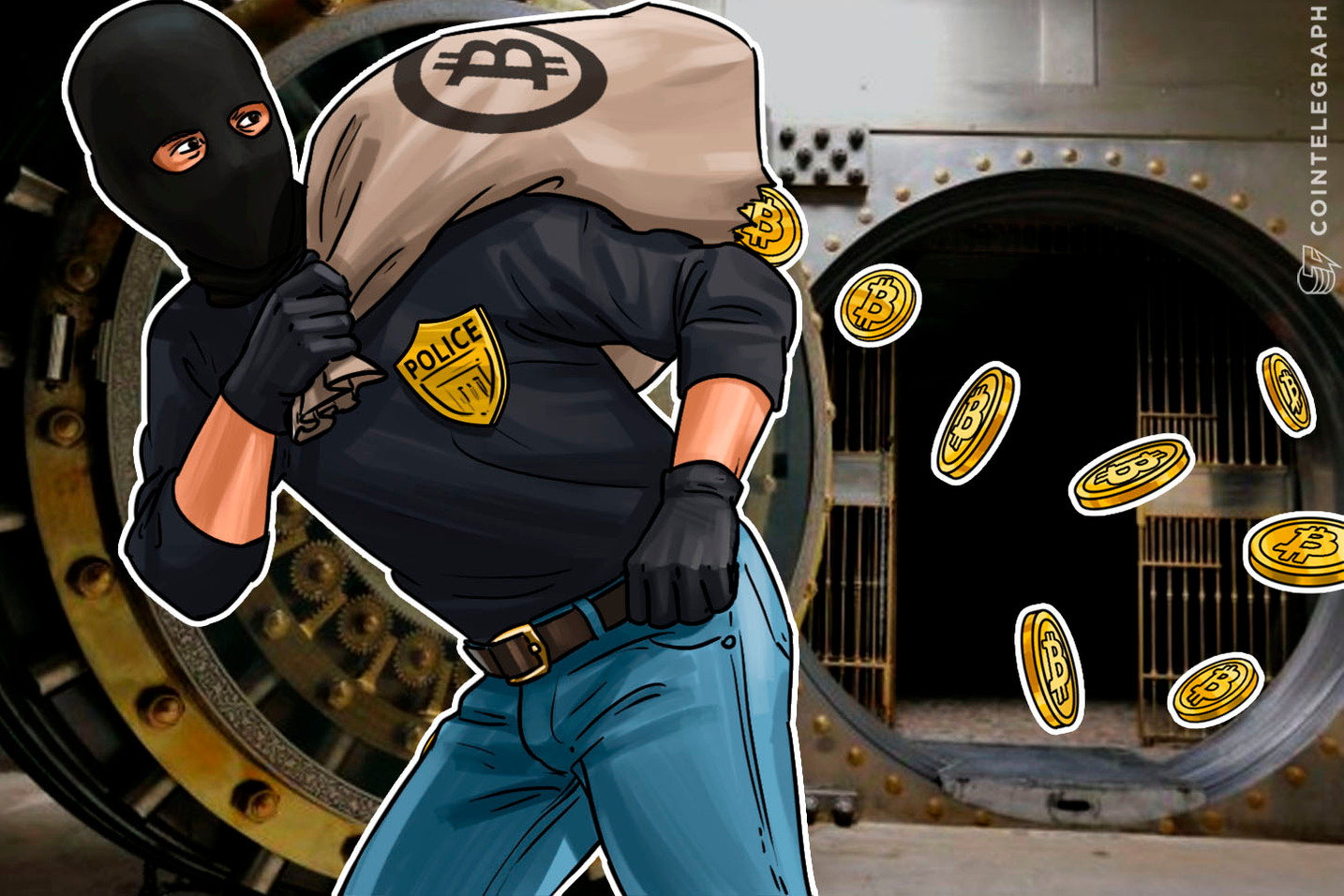 India: Police Officers Beat, Extorted 200 BTC From Businessman, Local Sources Say