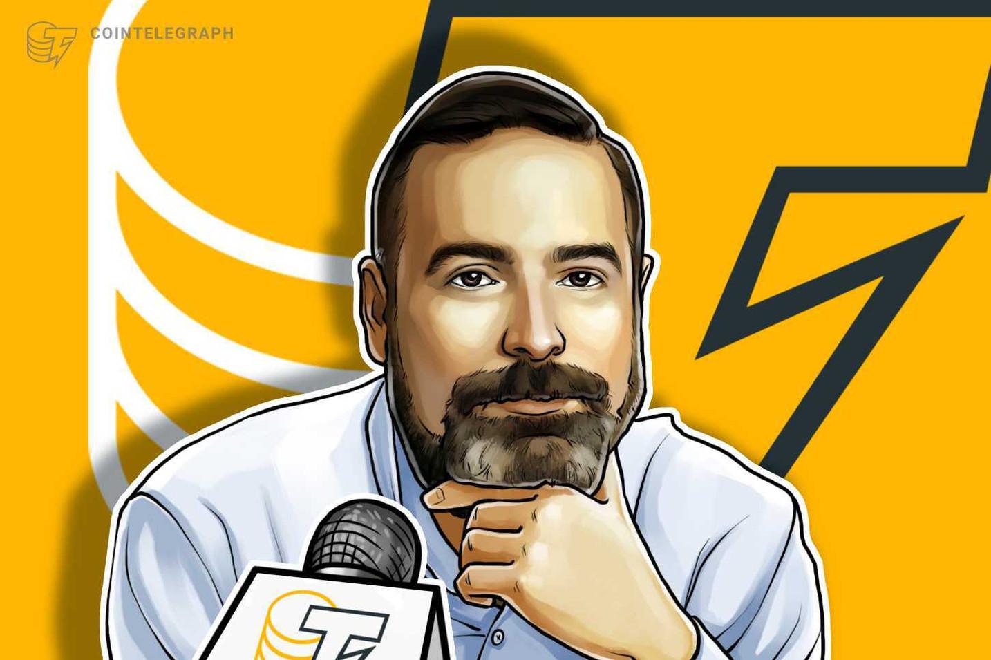 """CTO de Kolokium: """"En España se están creando muchas soluciones basadas en tecnología Blockchain"""""""